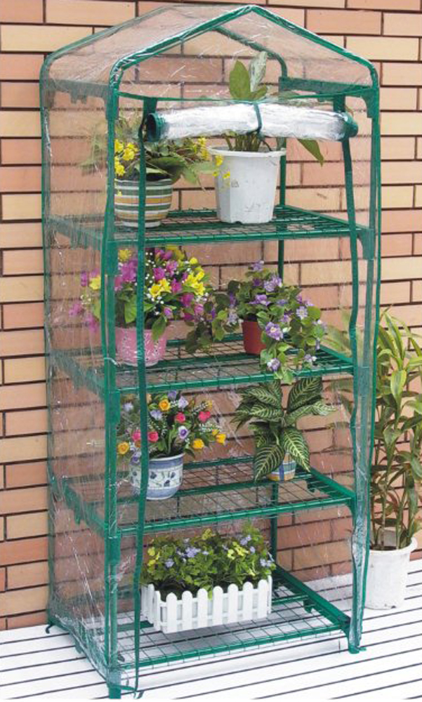 Delicieux Patio House Compact Greenhouse Ideas